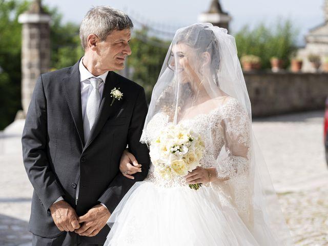 Il matrimonio di Mario e Eleonora a Limatola, Benevento 25