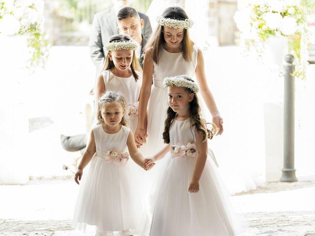 Il matrimonio di Mario e Eleonora a Limatola, Benevento 26