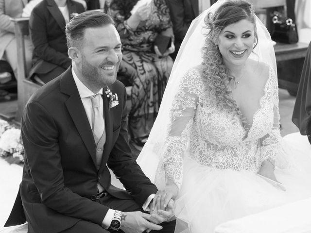 Il matrimonio di Mario e Eleonora a Limatola, Benevento 30