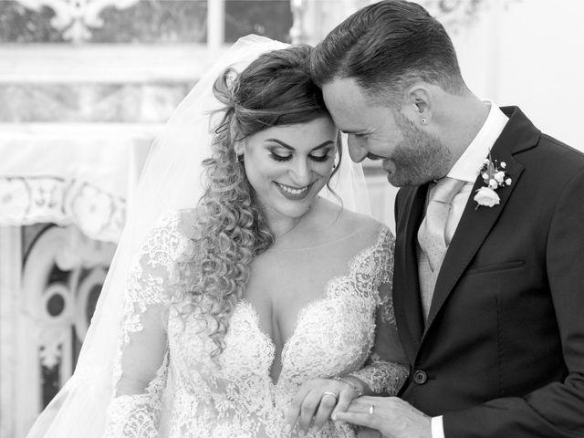 Il matrimonio di Mario e Eleonora a Limatola, Benevento 32