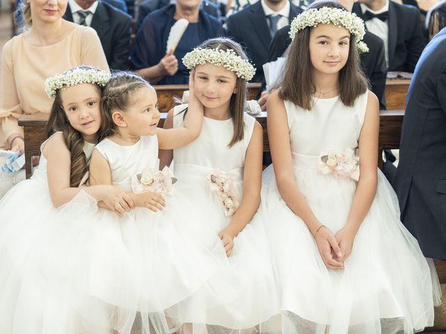 Il matrimonio di Mario e Eleonora a Limatola, Benevento 34
