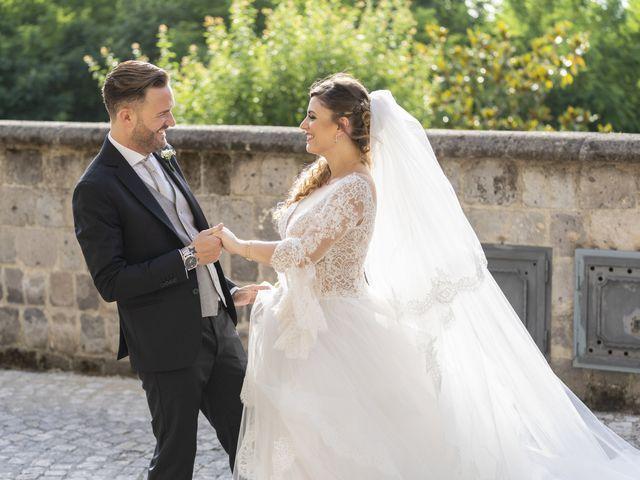 Il matrimonio di Mario e Eleonora a Limatola, Benevento 38