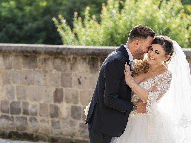 Il matrimonio di Mario e Eleonora a Limatola, Benevento 39