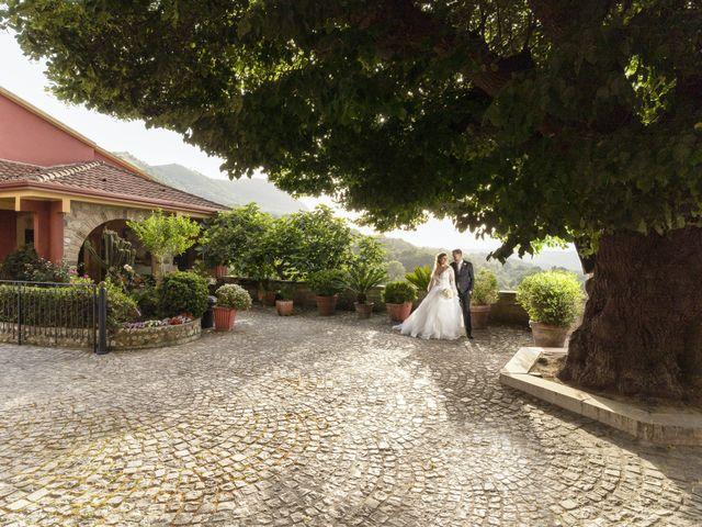 Il matrimonio di Mario e Eleonora a Limatola, Benevento 40