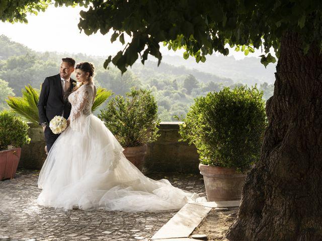 Il matrimonio di Mario e Eleonora a Limatola, Benevento 42