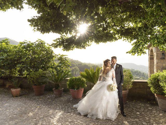 Il matrimonio di Mario e Eleonora a Limatola, Benevento 43