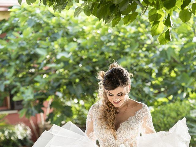 Il matrimonio di Mario e Eleonora a Limatola, Benevento 45