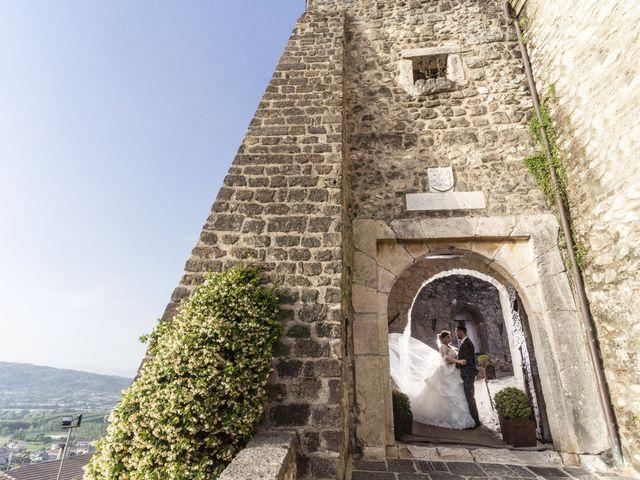 Il matrimonio di Mario e Eleonora a Limatola, Benevento 47
