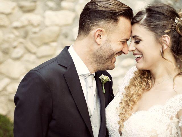 Il matrimonio di Mario e Eleonora a Limatola, Benevento 48