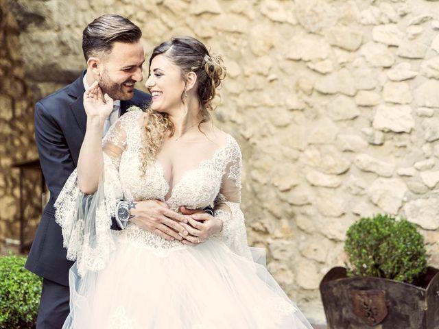 Il matrimonio di Mario e Eleonora a Limatola, Benevento 50