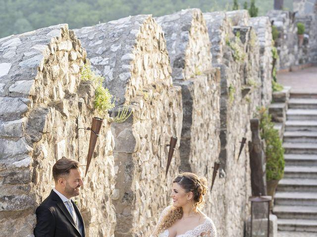 Il matrimonio di Mario e Eleonora a Limatola, Benevento 53
