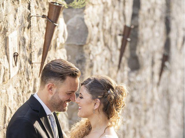 Il matrimonio di Mario e Eleonora a Limatola, Benevento 54