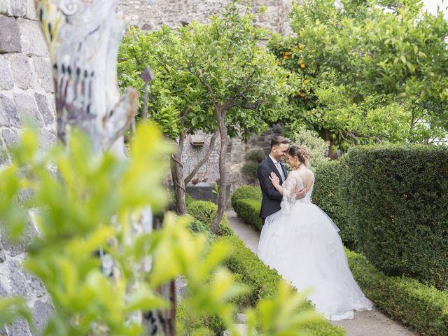 Il matrimonio di Mario e Eleonora a Limatola, Benevento 55