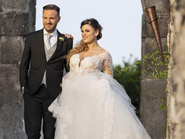 Il matrimonio di Mario e Eleonora a Limatola, Benevento 57