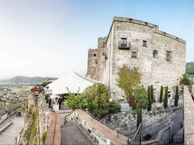 Il matrimonio di Mario e Eleonora a Limatola, Benevento 58