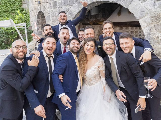 Il matrimonio di Mario e Eleonora a Limatola, Benevento 65