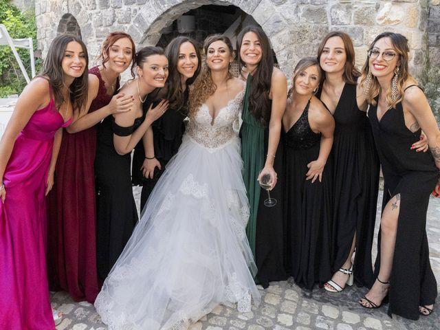 Il matrimonio di Mario e Eleonora a Limatola, Benevento 68