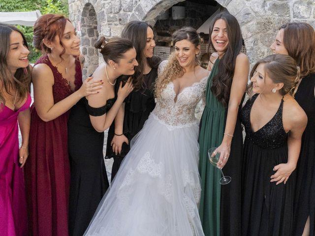 Il matrimonio di Mario e Eleonora a Limatola, Benevento 69
