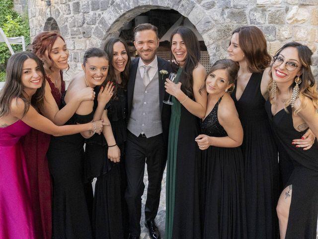 Il matrimonio di Mario e Eleonora a Limatola, Benevento 70