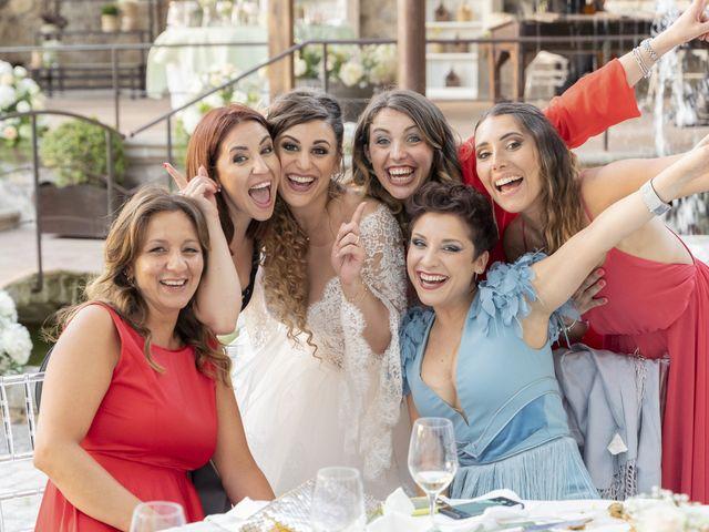 Il matrimonio di Mario e Eleonora a Limatola, Benevento 71