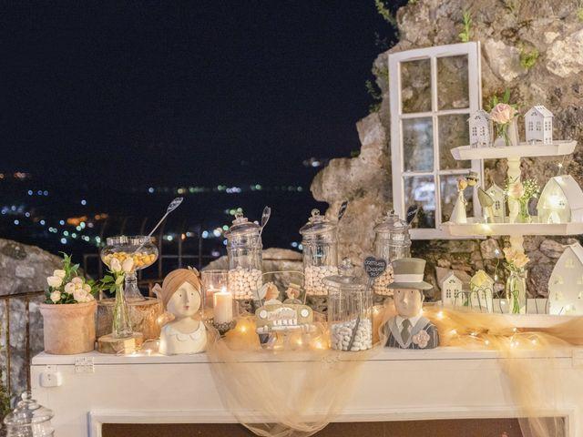 Il matrimonio di Mario e Eleonora a Limatola, Benevento 76