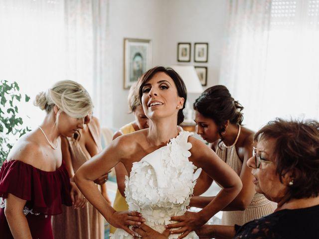 Il matrimonio di Rossella e Luca a Ragusa, Ragusa 41