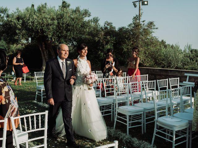 Il matrimonio di Rossella e Luca a Ragusa, Ragusa 58