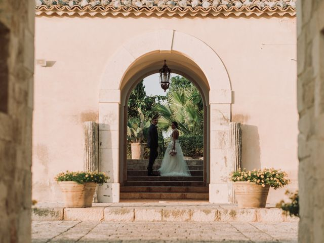 Il matrimonio di Rossella e Luca a Ragusa, Ragusa 72