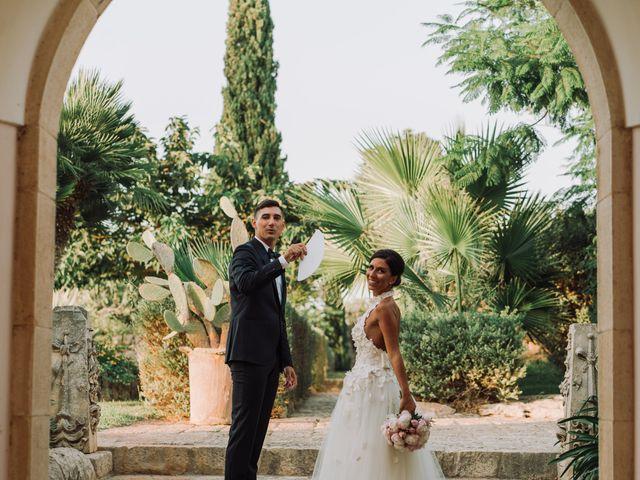 Il matrimonio di Rossella e Luca a Ragusa, Ragusa 73