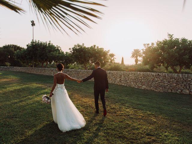 Il matrimonio di Rossella e Luca a Ragusa, Ragusa 75