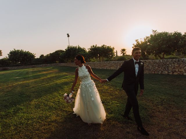 Il matrimonio di Rossella e Luca a Ragusa, Ragusa 76