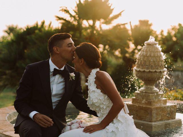 Il matrimonio di Rossella e Luca a Ragusa, Ragusa 78