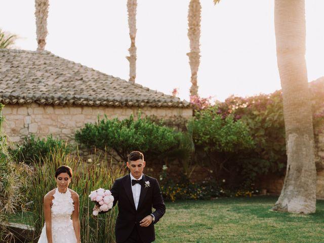 Il matrimonio di Rossella e Luca a Ragusa, Ragusa 83