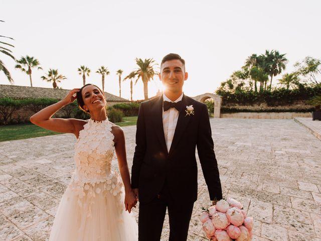 Il matrimonio di Rossella e Luca a Ragusa, Ragusa 84