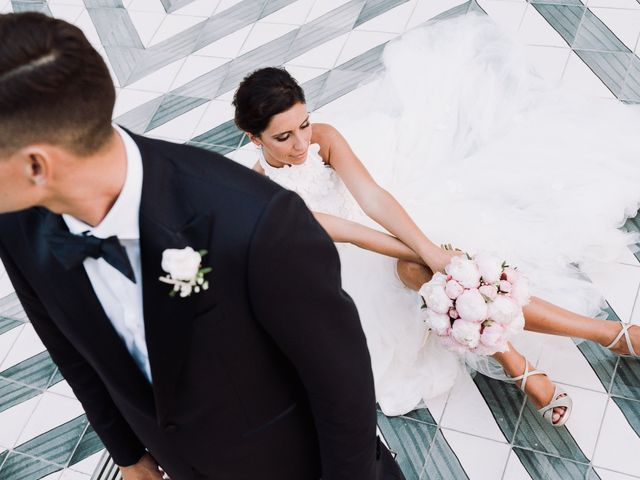 Il matrimonio di Rossella e Luca a Ragusa, Ragusa 90