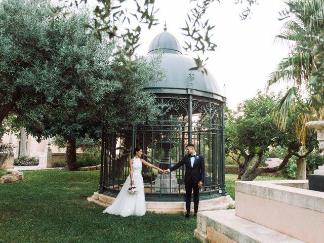 Il matrimonio di Rossella e Luca a Ragusa, Ragusa 92