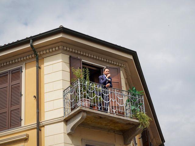 Il matrimonio di Andrea e Giulia a Mortara, Pavia 10