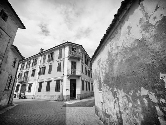Il matrimonio di Andrea e Giulia a Mortara, Pavia 11
