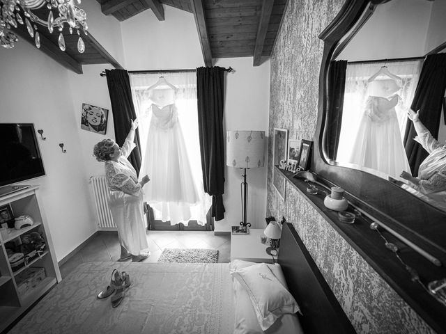 Il matrimonio di Andrea e Giulia a Mortara, Pavia 21