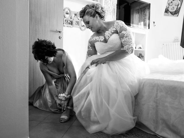 Il matrimonio di Andrea e Giulia a Mortara, Pavia 24