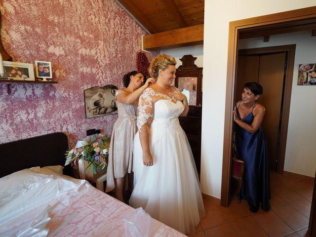 Il matrimonio di Andrea e Giulia a Mortara, Pavia 26