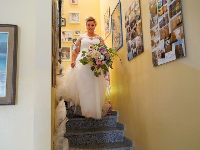 Il matrimonio di Andrea e Giulia a Mortara, Pavia 29
