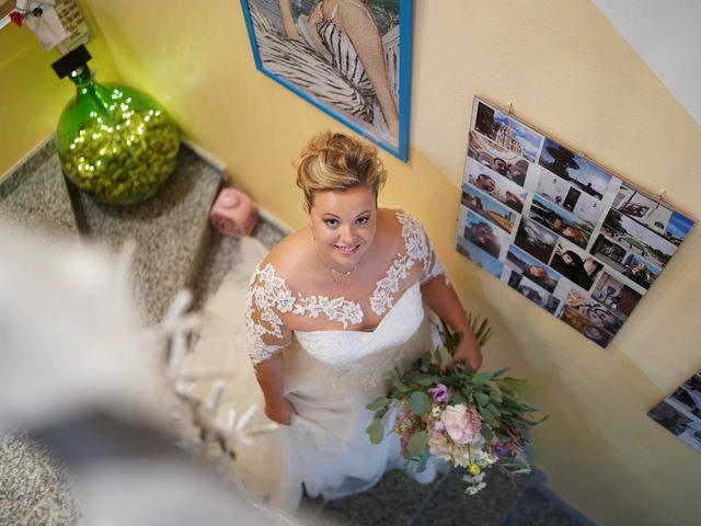 Il matrimonio di Andrea e Giulia a Mortara, Pavia 30