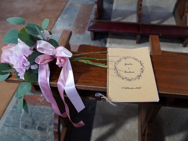 Il matrimonio di Andrea e Giulia a Mortara, Pavia 33