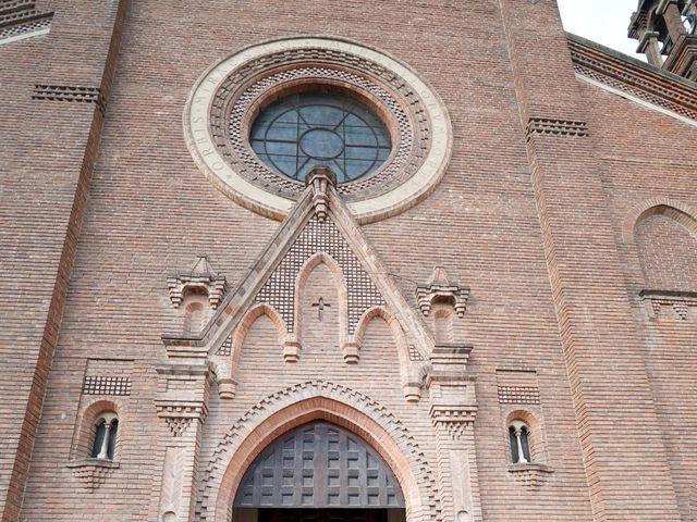Il matrimonio di Andrea e Giulia a Mortara, Pavia 36