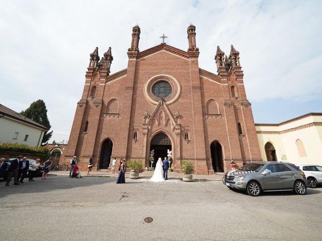 Il matrimonio di Andrea e Giulia a Mortara, Pavia 41