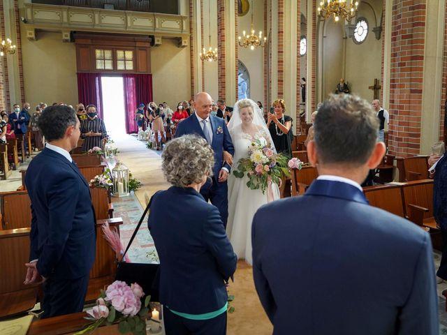 Il matrimonio di Andrea e Giulia a Mortara, Pavia 44