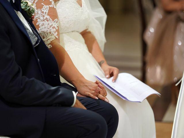 Il matrimonio di Andrea e Giulia a Mortara, Pavia 49