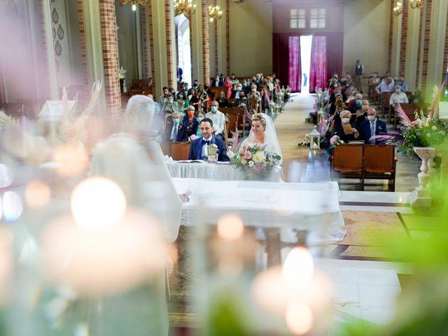 Il matrimonio di Andrea e Giulia a Mortara, Pavia 52