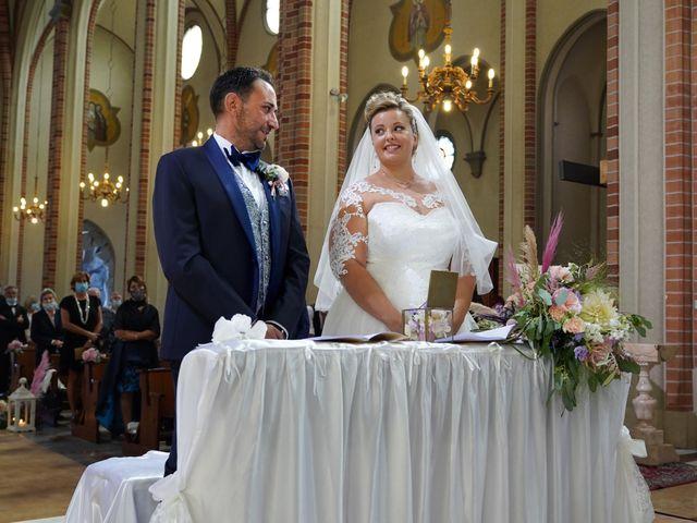 Il matrimonio di Andrea e Giulia a Mortara, Pavia 53